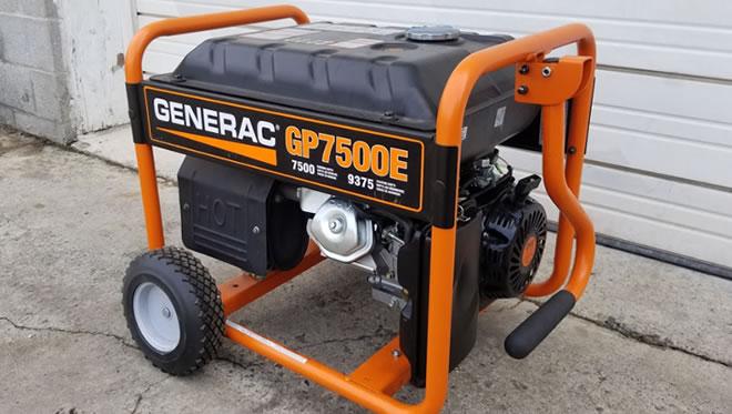 generac homeowner generator