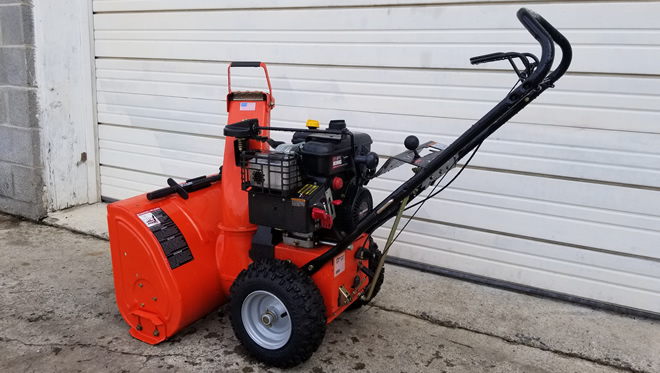 snowblower snowthrower