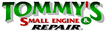 tommys small engine and repair logo