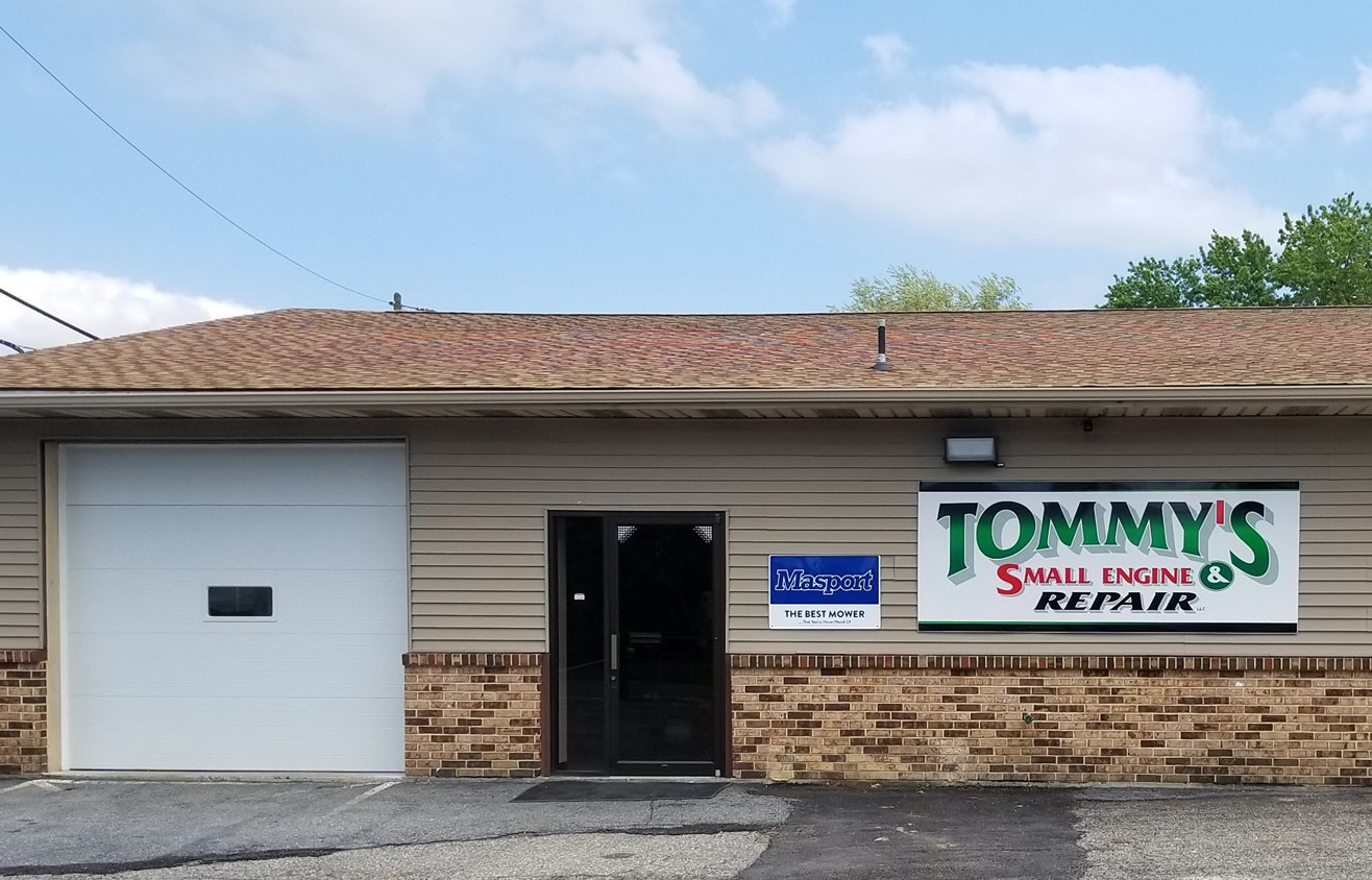 Tommys small engine storefront 2